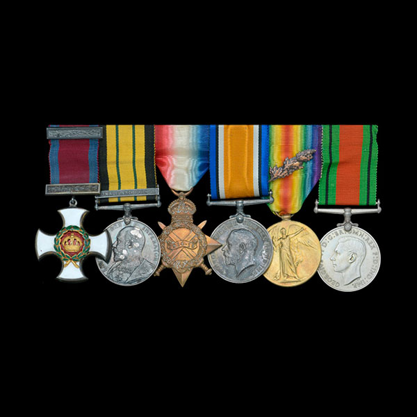 Brought World War 1 Medals