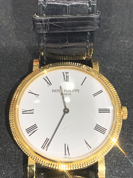 Brought Patek Philippe Watches
